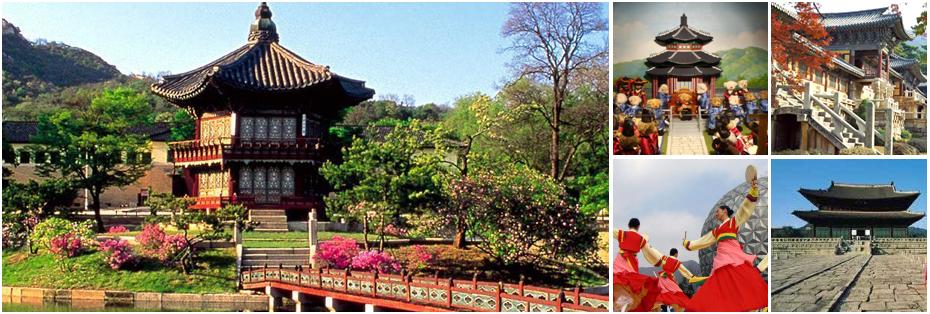 International Destinations Korea Tours Autumnmagical Korea - Korea tour
